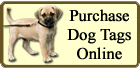 Purchase Dog Tags online