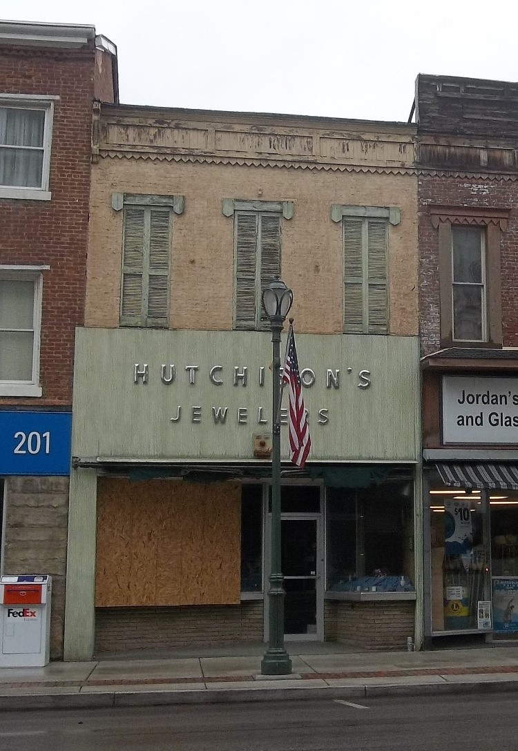 Hutchisons Building